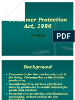 Consumer Protection Act, 1996