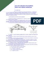 Cobertura Com Estrutura de Madeira1