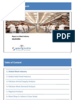 SFA Meat Industry Research Report