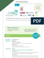 Seminario Desarrollo Sustentable y RSE _ 2 de Junio 2011