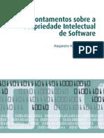 Apontamentos Sobre a Propriedade Intelectual de Software
