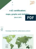 FSC Global Statistics 03 2007