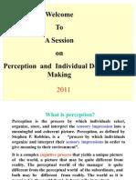 E Ch5 Perception