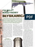 Blyskawica - Polish Sten-inspired SMG