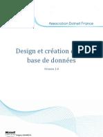 Design et création d'une base de données