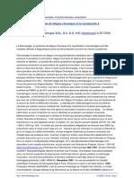 Chiro Myofasciite a Macrophages