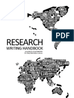 22901478 Research Writing Handbook PDF