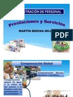 Martín Medina Mejía - Prestaciones y Servicios