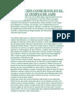 MEDITACIÓN CONSCIENTE EN EL GRAN TEMPLO DE JADE