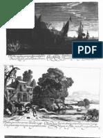 """A-Wn SA 77 C1 Illustrations in Esaia Reusner """"Neue Lauten-Früchte"""" und """"Hundert Geistliche Melodien Evangelischer Lieder"""" (Berlin 1676) A-Wn SA 77 C1"""