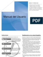 Cámara Samsung - Manual
