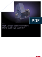 Hv Cast Iron Motors Hxr Brochure 9akk104629 en 052009