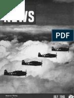 Naval Aviation News - Jul 1948