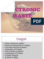 e waste ppt