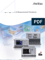 LTE Solution Brochure