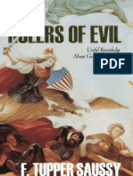 Rulers of Evil - F Tupper Saussy