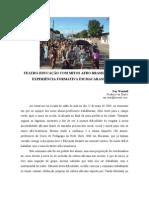 Teatro com Mitos Afro-Brasileiros