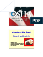Combustible Dust Presentation