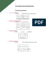 Resumen Distribuciones de Probabilidad