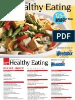 20711829 Healthy Eating