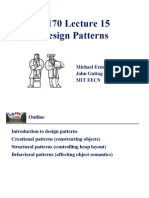 Lect15 Design Patterns