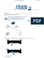 Configurando o Roteador Dlink