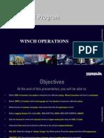 Operaciones con Winche en Pozos Petroleros