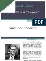 Teoria Desarrollo Moral de Kohlberg