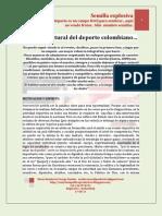 Hogar Natural en El Deporte- Mario Urrego 27-08-11