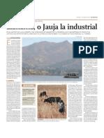 Llocllapampa -Diario El Comercio