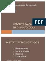 Métodos diagnósticos