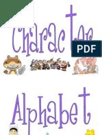 Alphabet Sign
