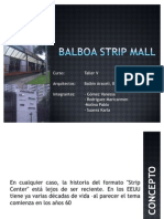 Balboa Strip Mall