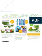 Live Green, Save Green!
