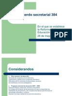 AcuerdoSecretarial384