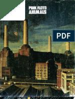 (Sheet Music)Pink Floyd - Animals Songbook