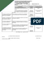comision tecnico pedagogico