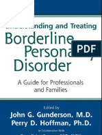 Understanding and Treating Borderline Personality Disorder - A Guide for Professionals and Families