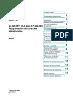 Programação de CLP Siemens Simatic Step7 em Grafcet(Espanhol)
