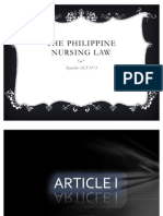 Nursing Law