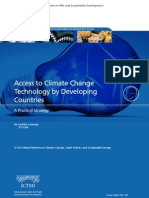 Access to Climate Change Technology by Developing Countries Cannady