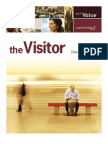 """""""The Visitor"""" Discussion Guide"""