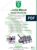 Blain Service Manual Low