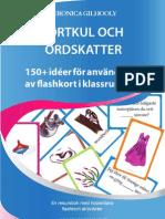 Fun with flashcards - Kortkul och Ordskatter