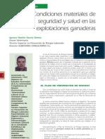 4 Condiciones Materiales de Seguridad y Salud