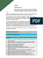 ACS_Provisión Básica de Salud