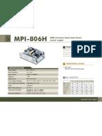 MPI-806H