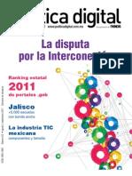 Revista Política Digital - Número 63 - Agosto-Septiembre 2011