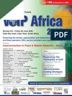 Voip Africa 2006