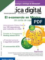 Revista Política Digital - Número 55 - Abril-May 2010